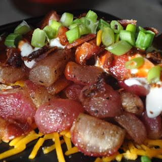 Fried Radishes Recipes.