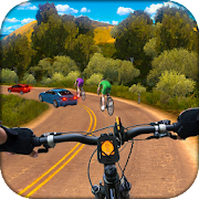 Super Cycle Jungle Rider: #1 Cycling Game