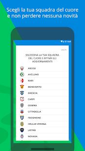 Lega B - L'app ufficiale della Serie B ConTe.it - náhled