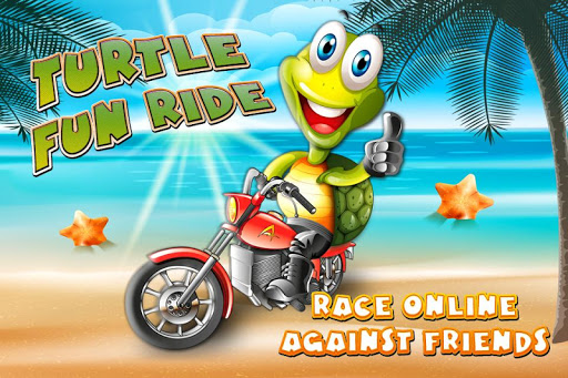 Turtle Fun Ride - Race online