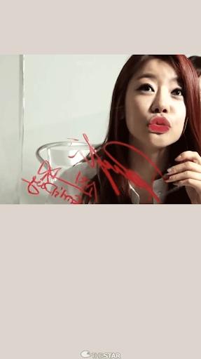 GirlsDay Sojin LiveWallpaper1