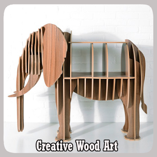 Creative Wood Art - náhled