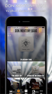Don Mentony Band- screenshot thumbnail