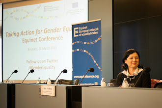 Photo: Vera Jourova, Commissioner for Justice, Consumers and Gender Equality