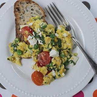 Veggie Eggs.