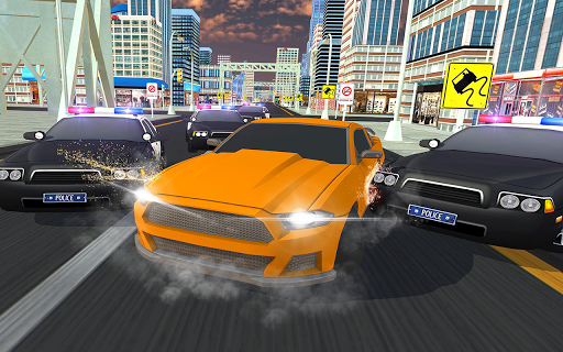 Police Games Car Chase-Free Shooting Games apkmr screenshots 11