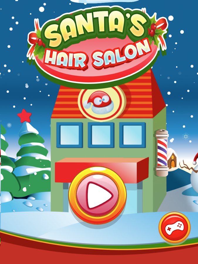 Barbershop hair cuts for kids free enter crazy santa s hair salon cut