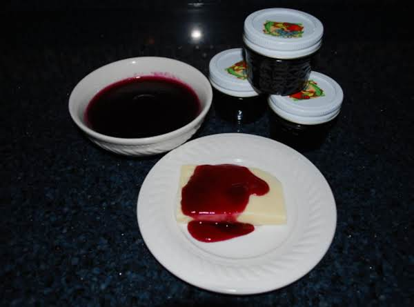 Zinfan-jelly
