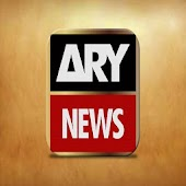 ARY News Live TV Streaming in HD