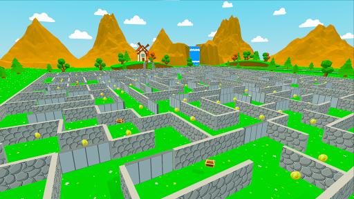 Maze Game 3D - Labyrinth android2mod screenshots 2