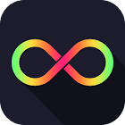 Loop Video - Looping video to GIF& video boomerang icon