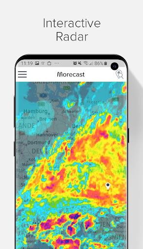 Weather Forecast, Radar & Widget - Morecast 4.0.27 Screenshots 1