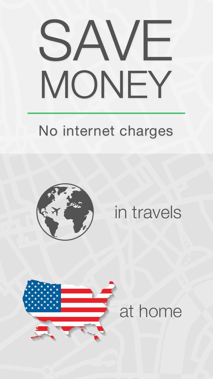 MAPS.ME – Map & GPS Navigation screenshot #4