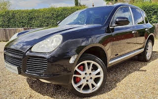Porsche Cayenne Rent Greater London