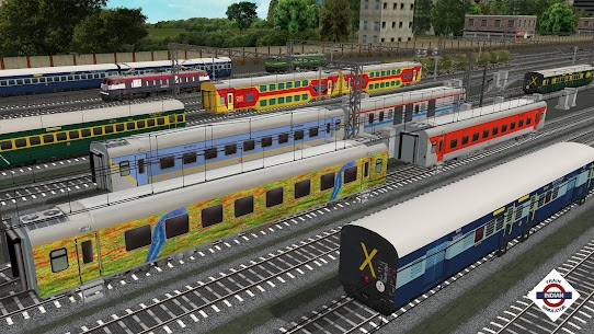 Indian Train Simulator MOD (Unlimited Money) 8