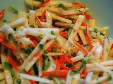 Jicama Slaw-annette's Recipe