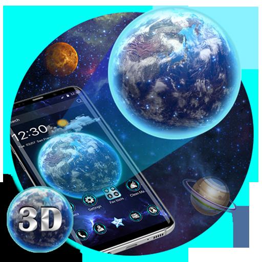3D Earth Launcher 5.26.11