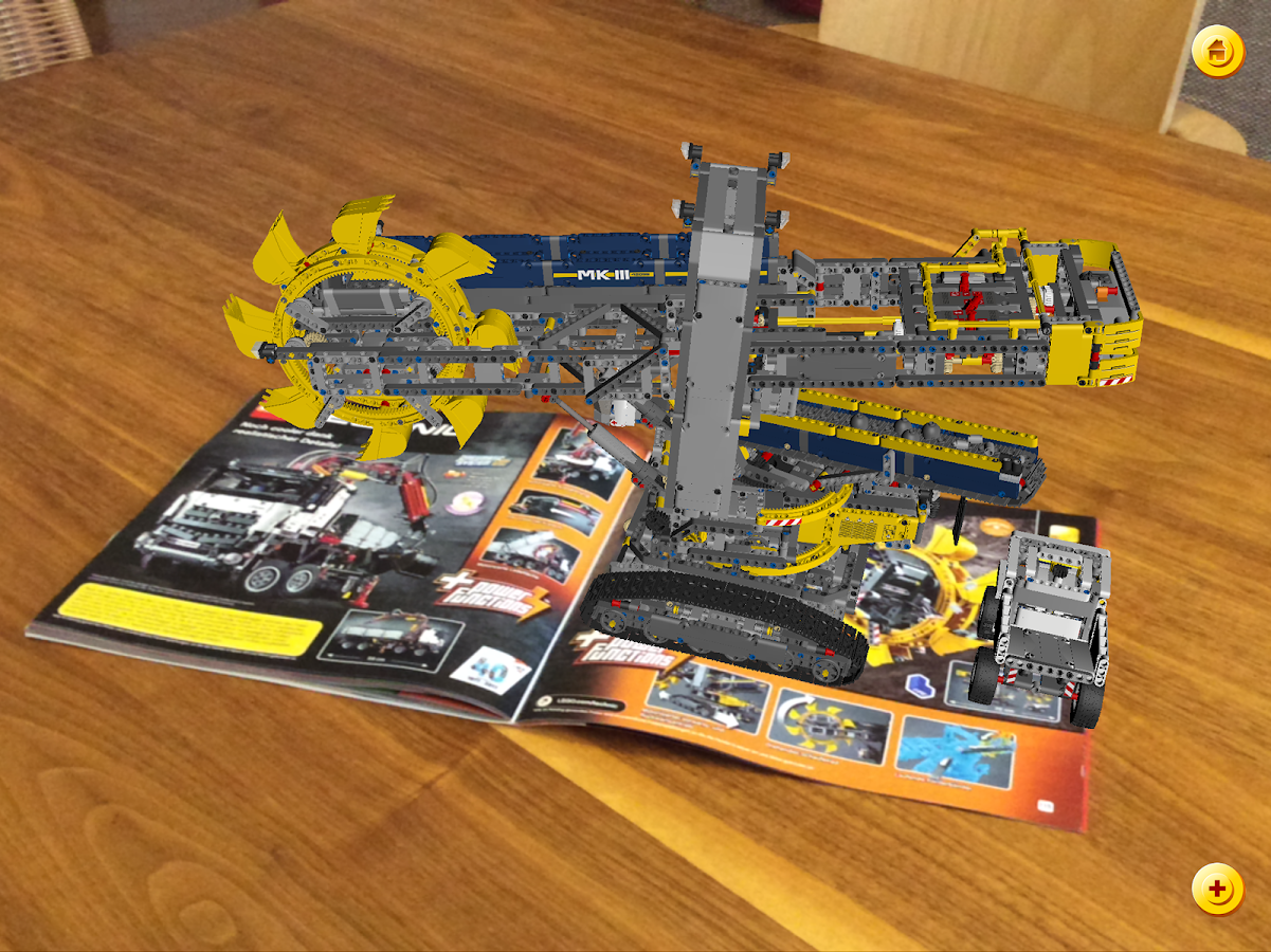 LEGO® 3D Catalogue- screenshot