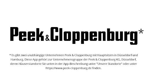 Peek und cloppenburg aschaffenburg kleider