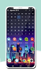 Agonica Icon Pack APK screenshot thumbnail 2