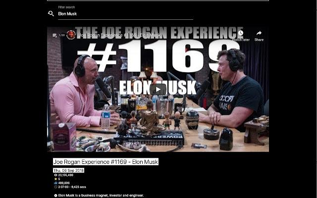 The Joe Rogan Experience Productivity Podcast