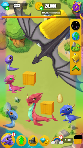 Dragon Evolution 1.0.5 screenshots 2