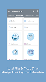 Mercury Browser for Android Screenshot 3