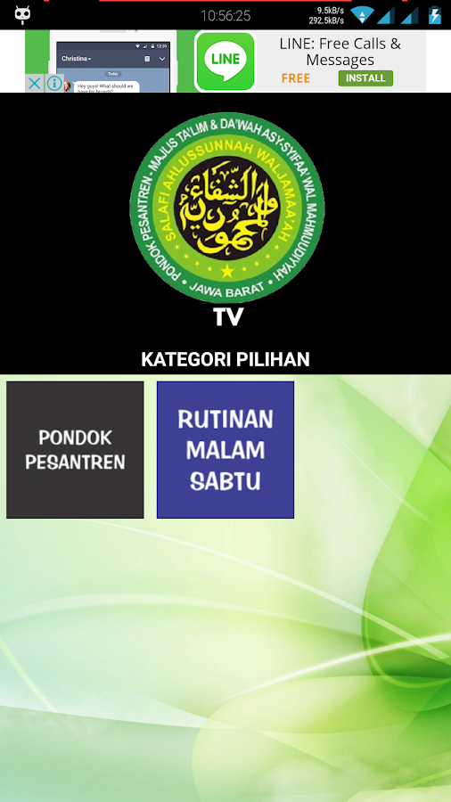 Asy-Syifaa Apps- screenshot
