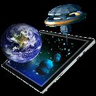 Planeta Tierra 3D Fondo Animado icon