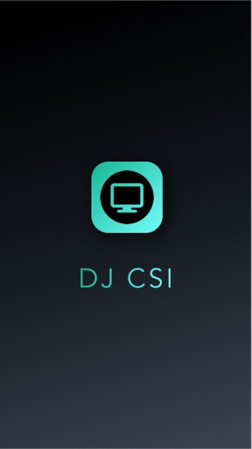 DJCSI- screenshot