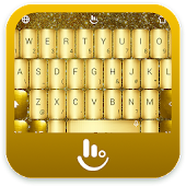 Golden Dawn Keyboard Theme
