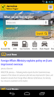 Screenshot of Jamaica Yellow Pages