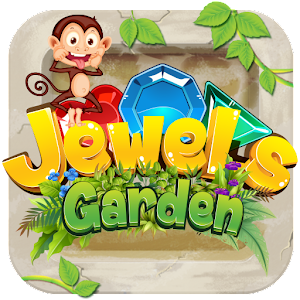 Jewels Garden for PC and MAC