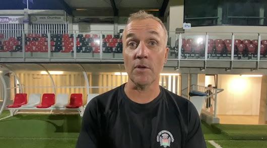 """Sebas López: """"En ilusión no nos gana ningún equipo"""""""