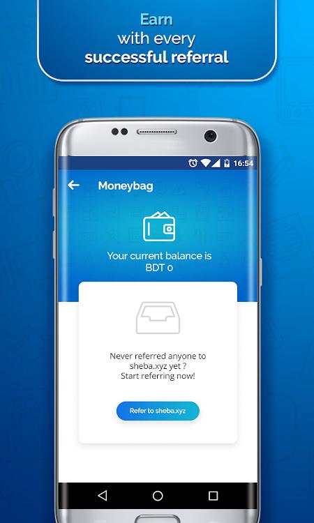 Sheba Bondhu - Earn Money Online APP – (Android Apps) — AppAgg