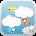 Cloudy Theme Rabbit Launcher icon