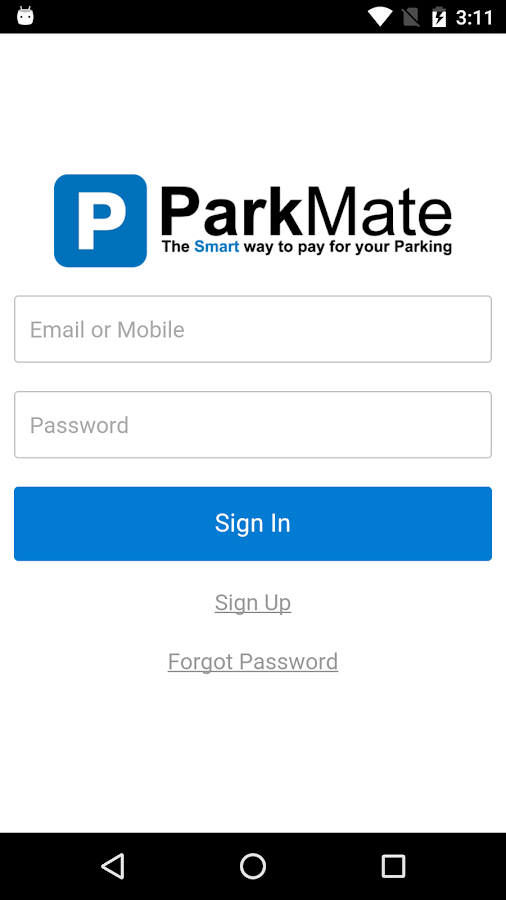 ParkMate- screenshot