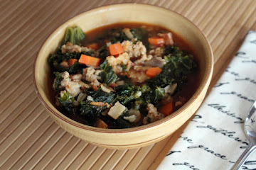 Kitchen Sink Soup Recipe