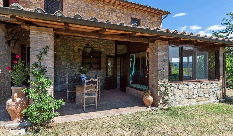 Villa with garden and terrace Orvieto