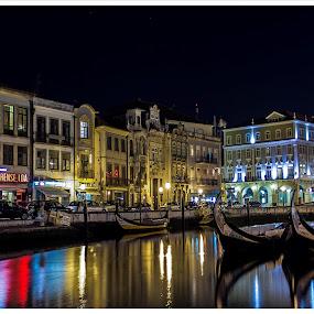 by Fernando Cordeiro - City,  Street & Park  Night