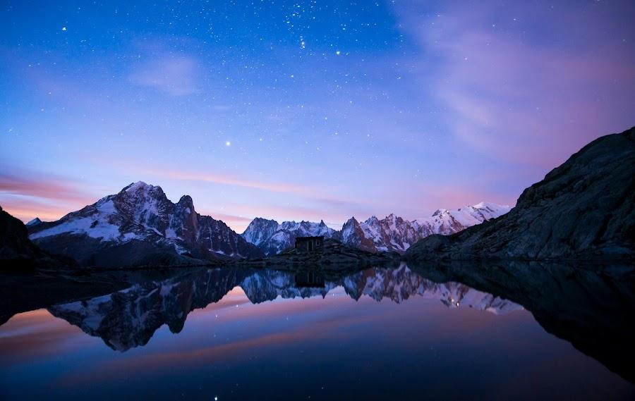 © Vlad Popescu www.vladpopescu.zenfolio.comLac Blanc by Vlad Popescu - Landscapes Mountains & Hills
