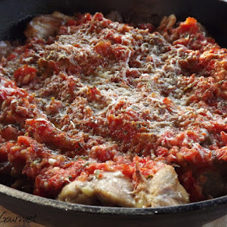 Easy Chicken with Fresh Tomatoes