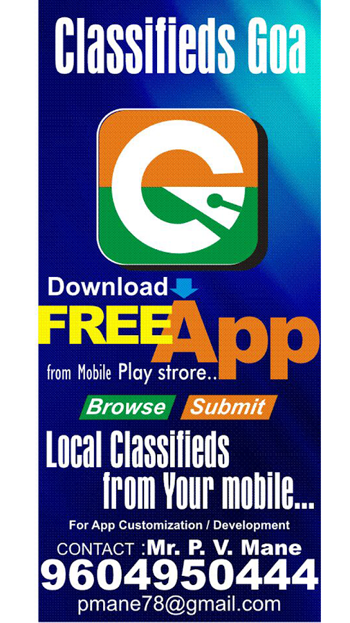 Classifieds Goa- screenshot