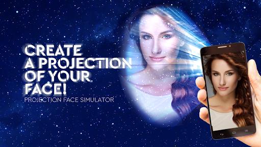 خليك ستايل مع برنامج Face projector simulator Prank