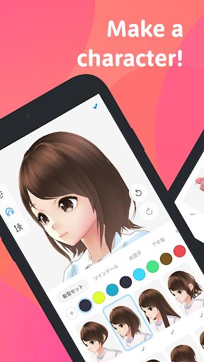 VRoid Mobile screenshot 2
