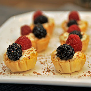 Mini Fruit Tart Shells Recipes