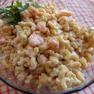 Shrimp Pasta Salad.