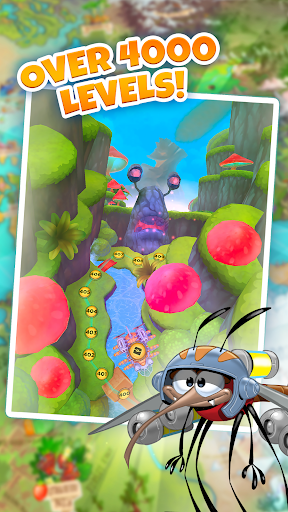 Best Fiends - Free Puzzle Game apktram screenshots 21