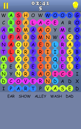 Word Search - A free game with infinite puzzles apkmr screenshots 12