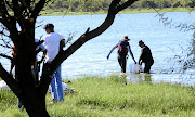 Two men drowned at Letlamoreng Dam in the North West while fishing on Thursday. Their bodies were recovered the following morning.